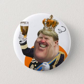 Willem Alexander button