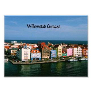 Willemstad Curacao Art Photo