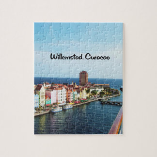 Willemstad Curacao Jigsaw Puzzle