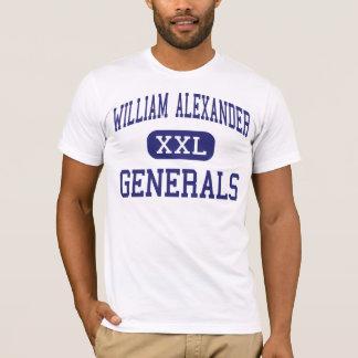 William Alexander generals Middle Brooklyn T-Shirt