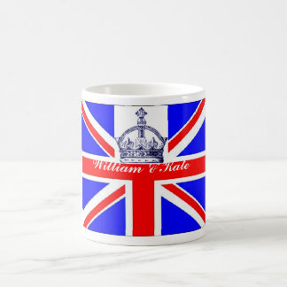 William and Kate mug