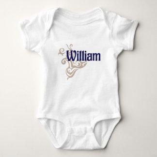 William Baby Bodysuit