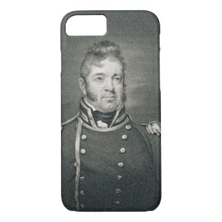 William Bainbridge (1774-1833) engraved by George iPhone 7 Case