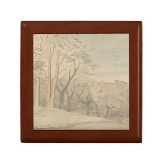 William Blake - A Woody Landscape Gift Box