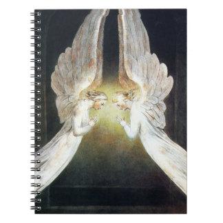 William Blake Angels Notebook