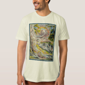 William Blake Art: Milton's Mysterious Dream T-Shirt