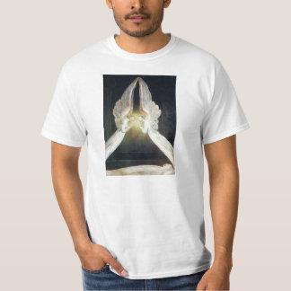 William Blake Christ in the Sepulchre T-shirt