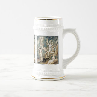 William Blake: Comus with His Revellers Beer Stein