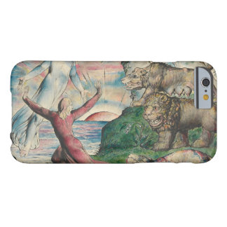 William Blake -Dante Running from the three Beasts Barely There iPhone 6 Case