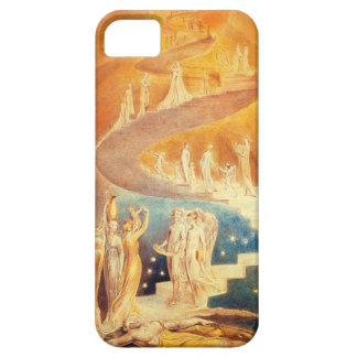 William Blake Jacob's Ladder iPhone Case