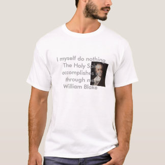 William Blake quote T-Shirt