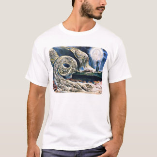 William Blake - Whirlwind of Lovers T-Shirt