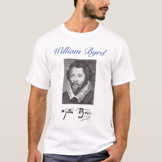 WILLIAM BYRD CELEBRATION T-Shirt