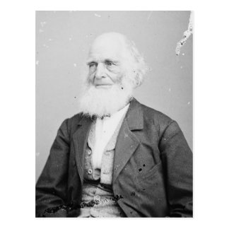 William Cullen Bryant Postcard