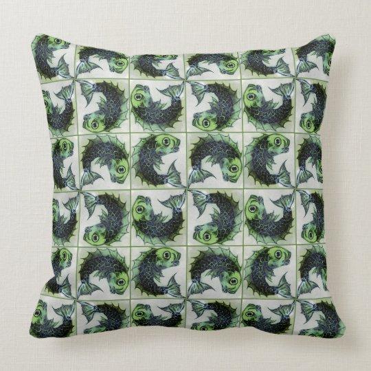 William De Morgan Victorian Cushions