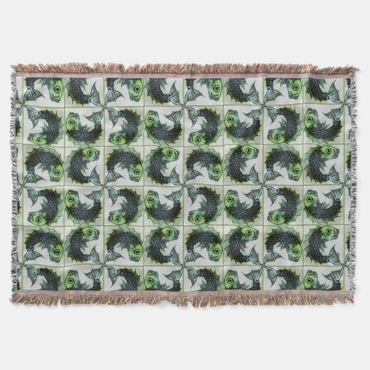 William De Morgan Victorian Textiles Throw