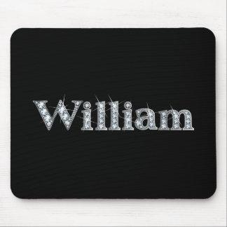"William ""Diamond Bling"" Mousepad"