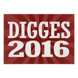 William Digges 2016 Poster