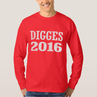 William Digges 2016 T Shirts