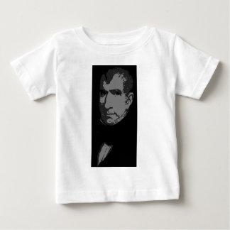 William Henry Harrison silhouette Baby T-Shirt