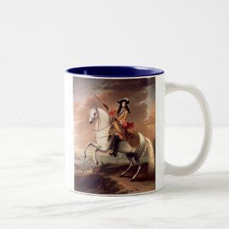 William III Two-Tone Coffee Mug
