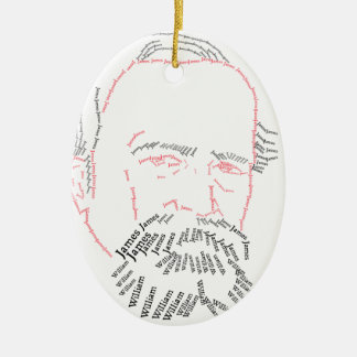 William James Ornament