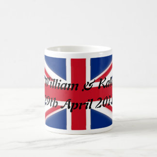 William & Kate - 29th April 2011 Coffee Mug