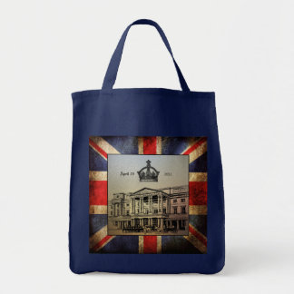William & Kate's Royal Wedding Tote