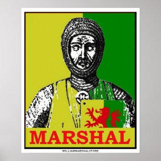 William Marshal Mirror of Chivalry Poster