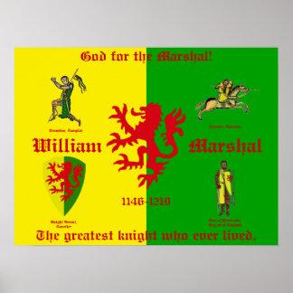 William Marshal Poster
