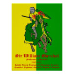 William Marshal Tournament Champion Poster