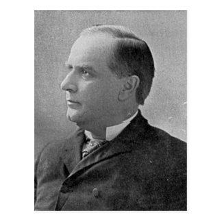 William McKinley Postcard