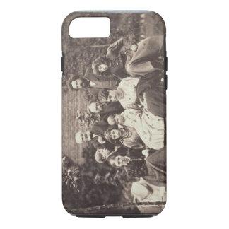 William Morris (1834-96) Sir Edward Burne-Jones (1 iPhone 7 Case