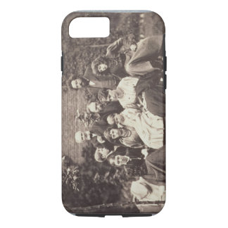 William Morris (1834-96) Sir Edward Burne-Jones (1 iPhone 8/7 Case