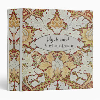 "William Morris 1.5"" Binder"