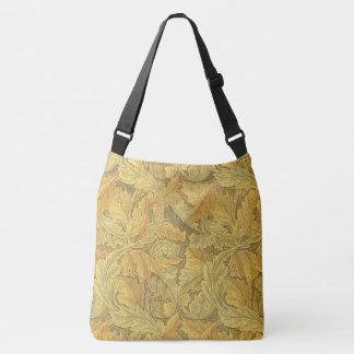 William Morris Acanthus Wallpaper Crossbody Bag