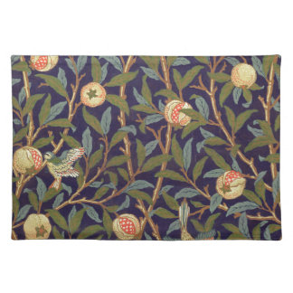 William Morris Bird And Pomegranate Placemat
