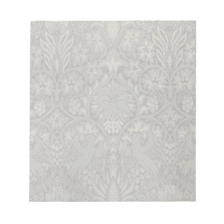 William Morris Bird and Vine Pattern Notepad