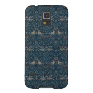 William Morris Bird Pattern Phone Case