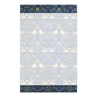 William Morris Bird Pattern Stationery