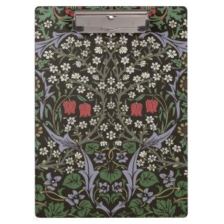William Morris Blackthorn Tapestry Art Print Clipboard