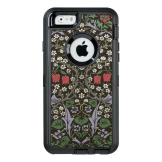 William Morris Blackthorn Tapestry Art Print OtterBox Defender iPhone Case