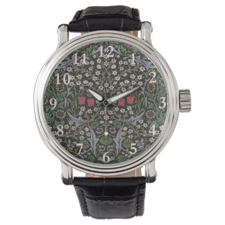 William Morris Blackthorn Tapestry Art Print Watch