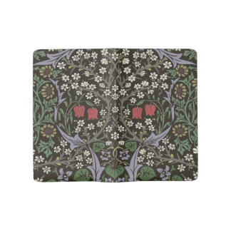 William Morris Blackthorn Tapestry Vintage Floral Large Moleskine Notebook