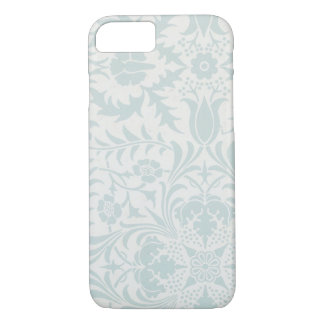 William Morris Borage Ceiling Paper in Blue iPhone 7 Case
