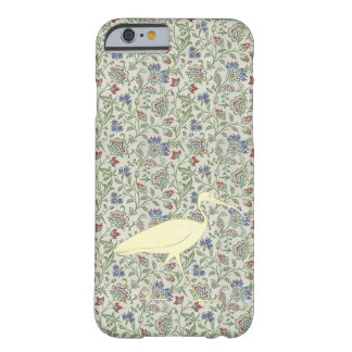 William Morris Brentwood and an Ibis Barely There iPhone 6 Case
