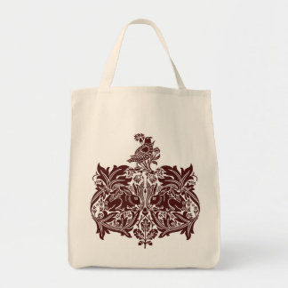 William Morris Brer Rabbit detail Shopper Tote Bag