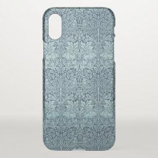 William Morris Brer Rabbit Vintage Art GalleryHD iPhone X Case