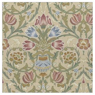 William Morris Brocade Floral Pattern Fabric