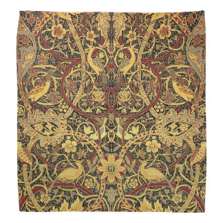 William Morris Bullerswood Tapestry Floral Art Bandana